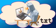 روبوتس robots.txt