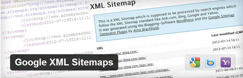 اضافة Google XML Sitemaps